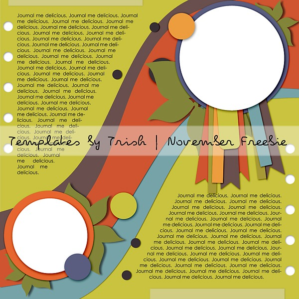 NovemberMSATemplate-Templates by Trish PREVIEW