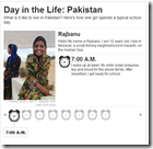 A Day in the Life of Kids Around the World - Use Time for Kids to teach about global community