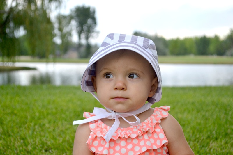 Sun Bonnet Pattern Review {lemon squeezy home}