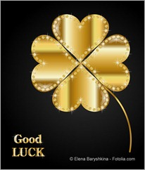 Four Leaf Clover - Luck