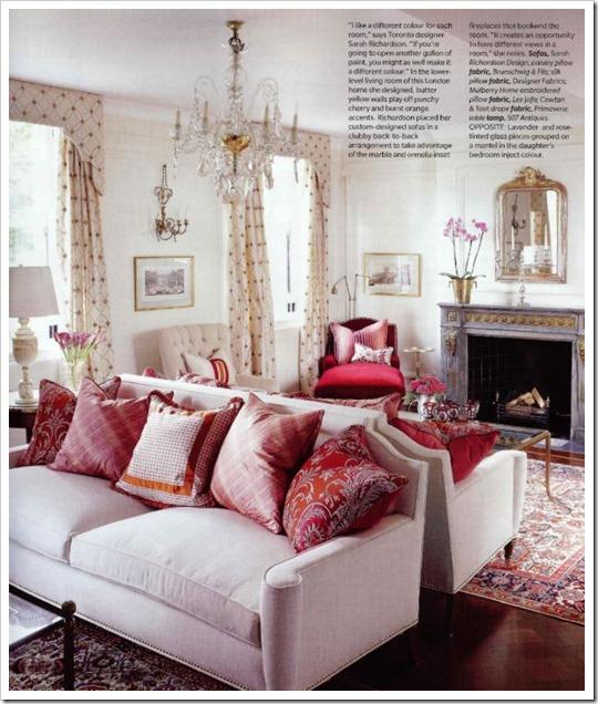 SR London Flat Livingroom