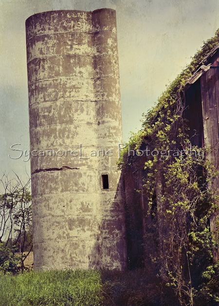 antiqued silo-1