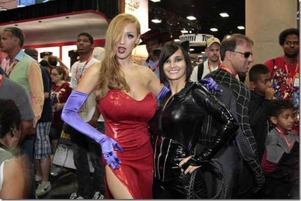Jessica Rabbit na vida real (12)
