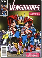 P00010 - Vengadores v1 #10