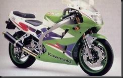 Kawasaki ZXR400 96  2