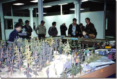 03 LK&R Layout at the Castle Rock Exhibit Hall on January 8, 1992