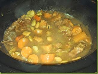 Maggi beef and ale csserole