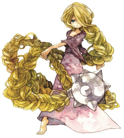 Fairy Tail Battle Royal - Rupunzel