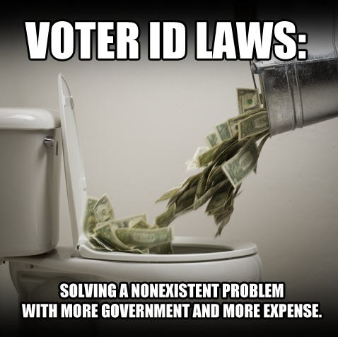 voter ID meme image