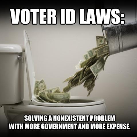 Custom law essay voter id