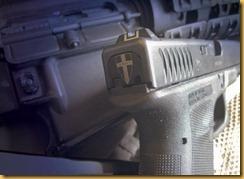 crusader glock