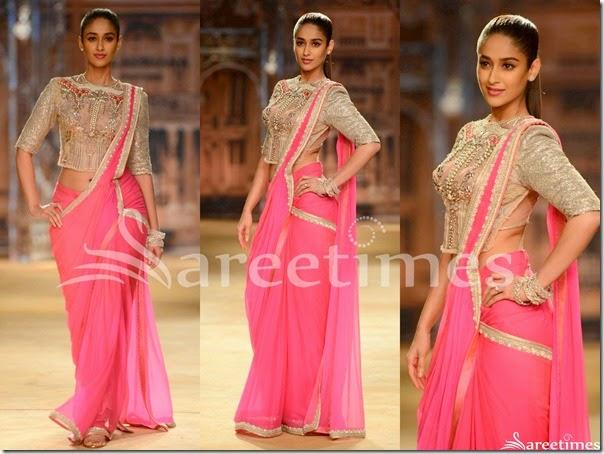 Ileana_Sulakshana_Pink_Saree(1)