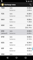 Screenshot of Dogecoin Wallet