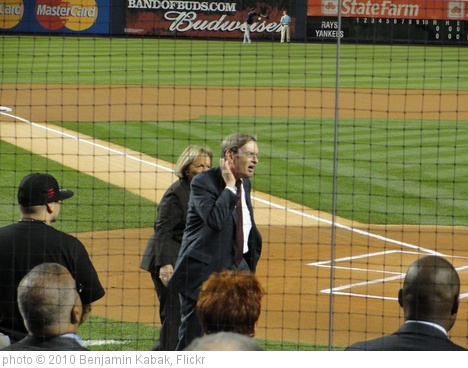 'Bud Selig Face' photo (c) 2010, Benjamin Kabak - license: http://creativecommons.org/licenses/by-nd/2.0/