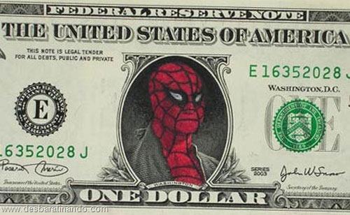 notas cédulas dollar geek nerd zoada desbaratinando  (12)