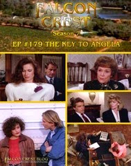 Falcon Crest_#179_The Key To Angela