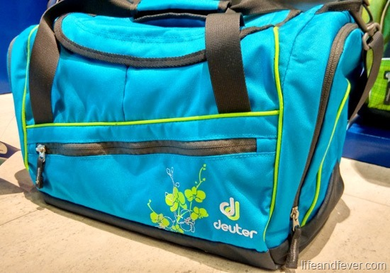 Deuter Trendline duffel bag