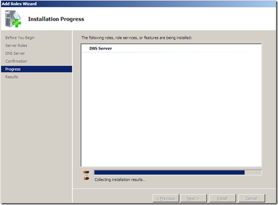 DNS INSTALLATION AND CONFIGURATION (6)