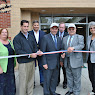 Ribbon Cutting for the Thomas E Dewey Center : Pawling