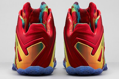 nike lebron 11 ps elite championship pack 2 06 Nike LeBron 11 Elite SE University Red/Metallic Gold Drops on 8/1