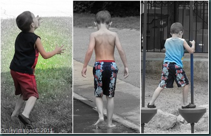 grandson collage2
