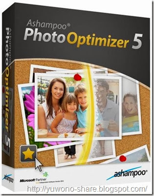 Ashampoo Photo Optimizer 5.6.0.2 Multilanguage Full