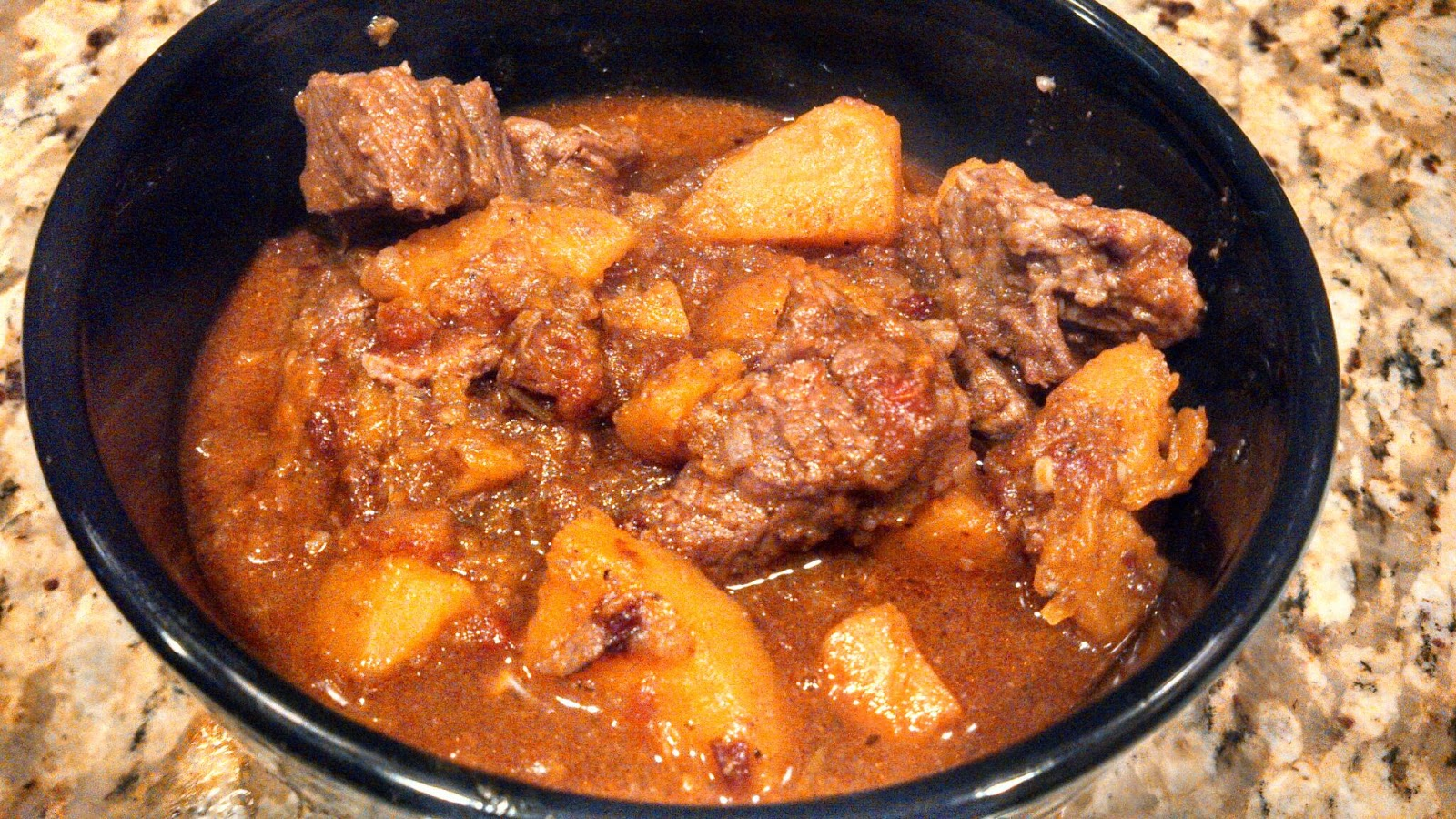 Hot Dog It's a Food Blog: Texas Beef Brisket Chili Take 2