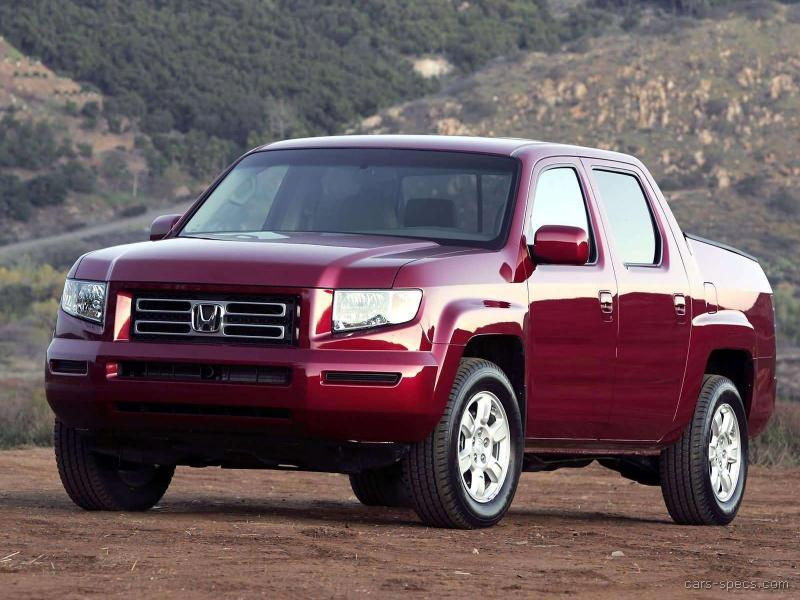 2006 honda ridgeline crew cab specifications pictures prices. Black Bedroom Furniture Sets. Home Design Ideas