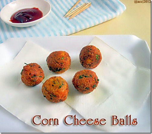 CORN CHEESE BALLS final