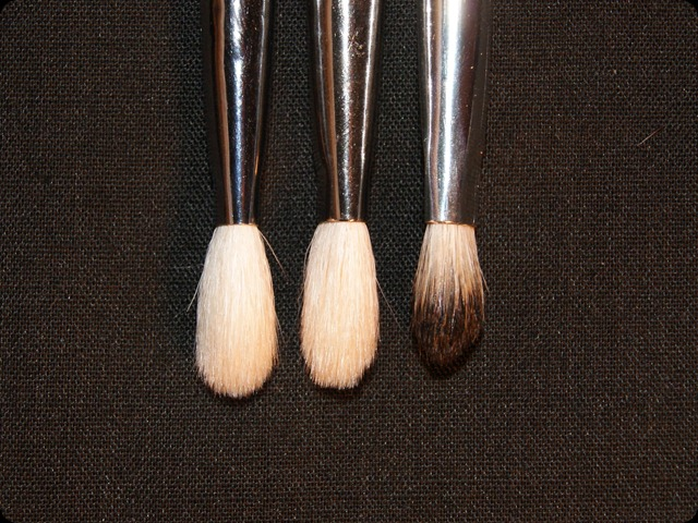 blending brush comparison side