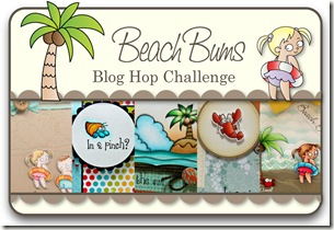 Beach Bum Blog Hop Challenge