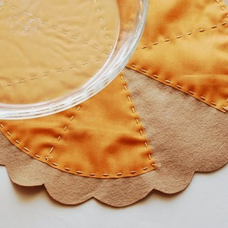 Pumpkin Pie Mat