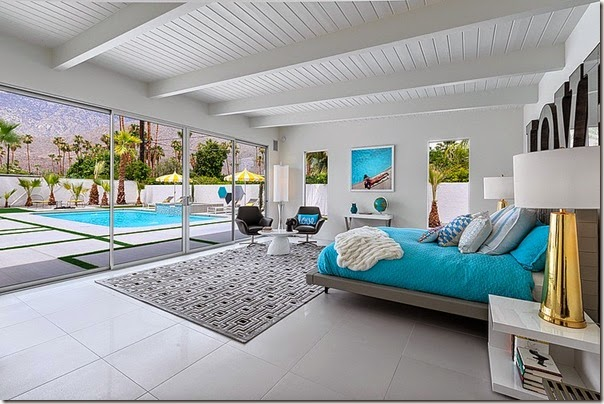 case e interni - villa anni 50 Palm Spring ristrutturazione(15)