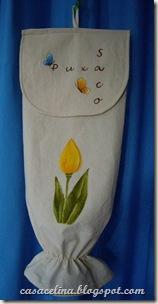 puxa saco tulipa