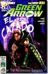 P00002 - Green Arrow #2 - Going Vi