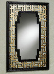 asian harmony wall mirror
