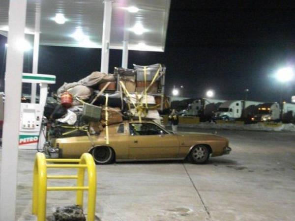 Eu acho que você esta usando o veículo errado 21