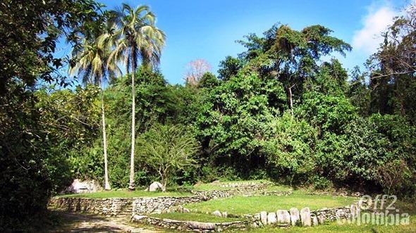 Parque Tayrona Visita a Pueblito