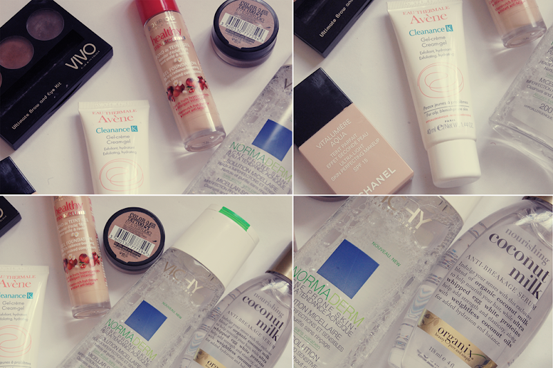 March Favourites Bourjois Vichy Vivo