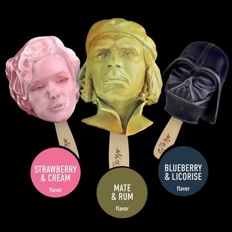 Pop Culture Ice Creams