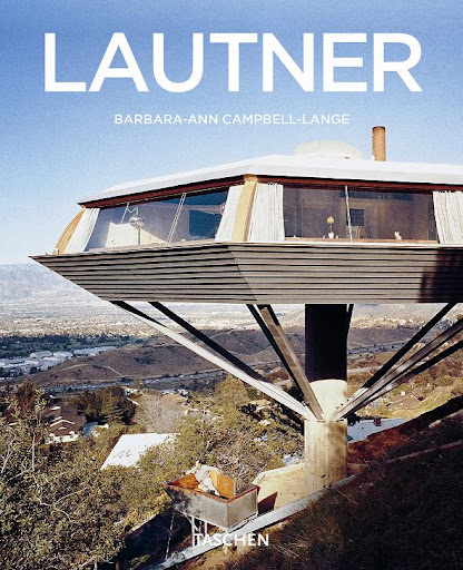 American architect John Lautner's buildings were known for their
