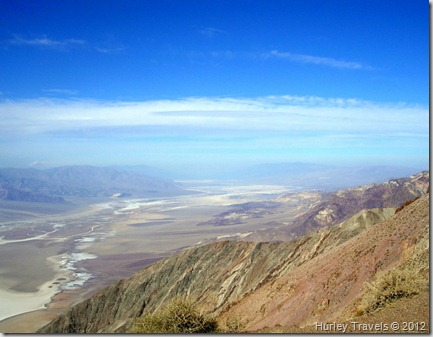 Dante&#39;s View  in Death Valley NP