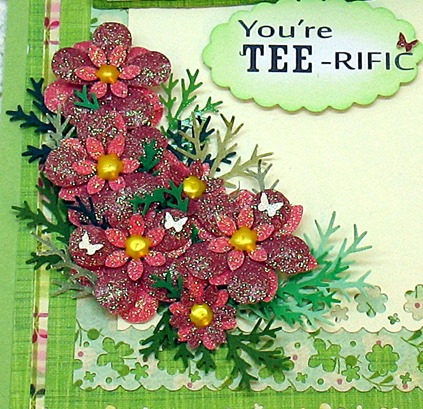 You're TEE-rific! 2013  flowers