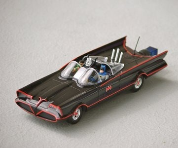 Batman car USB flash drive