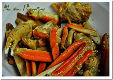 Crab Masala 1