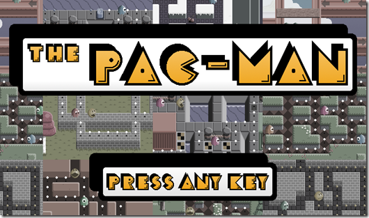 The Pac-Man free indie game (4)
