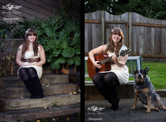 Puyallup Senior Portrait Photographer 5
