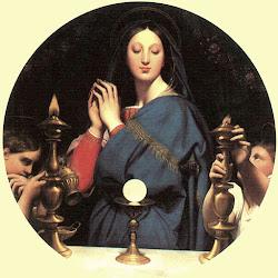 Ingres, Virgin with Host 1854.jpg