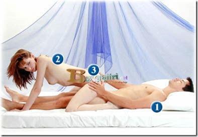 Video hướng dẫn các tư thế làm tình trong quan hệ vợ chồng