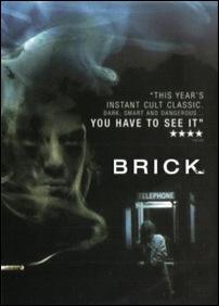 Brick - poster